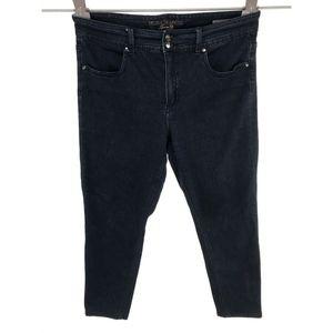 Seven7 Melissa McCarthy Pencil Jeans 18 Skinny